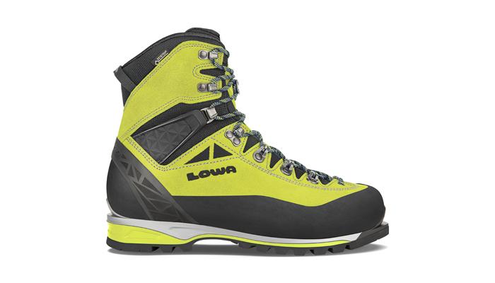 Im Bergsteiger Test: Lowa Alpine Expert GTX