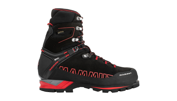 Im Bergsteiger Test: Mammut Magic Guide High GTX
