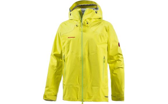 Im Bergsteiger Test: MAMMUT Teton Jacket