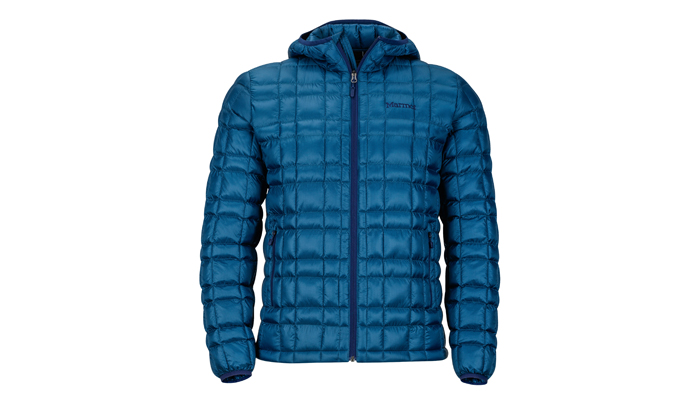 Im Bergsteiger Test: Marmot Featherless Hoody