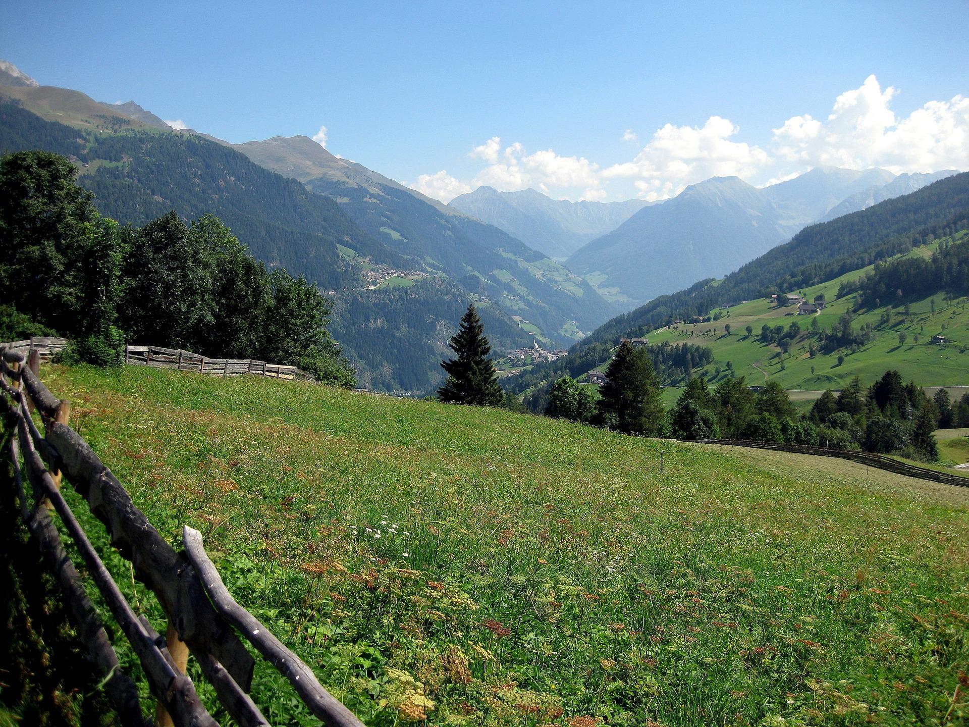 Alpiner Seitenwechsel: Frühling in Südtirol