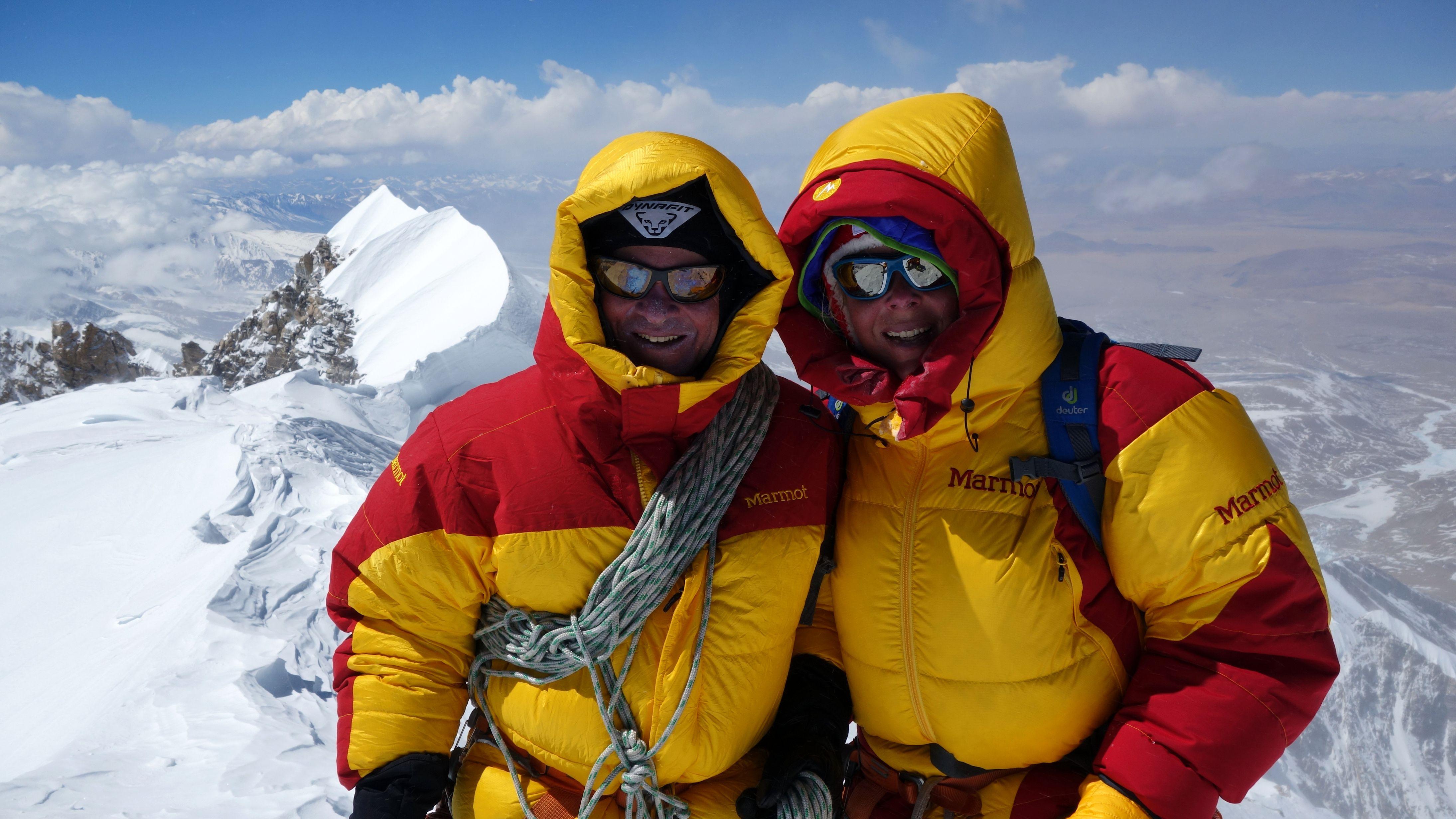 von Melle und Stitzinger: Aufbruch zum Everest   BERGSTEIGER