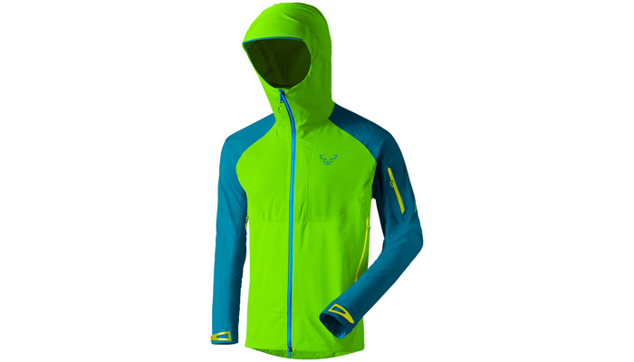 Im Bergsteiger Test: Dynafit Radical GTX Jacket