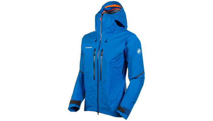 Im Bergsteiger Test: Mammut Nordwand Advanced Hooded Jacket