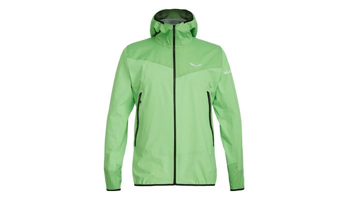 Im Bergsteiger Test: Salewa Agner Pertex 3L Jacket