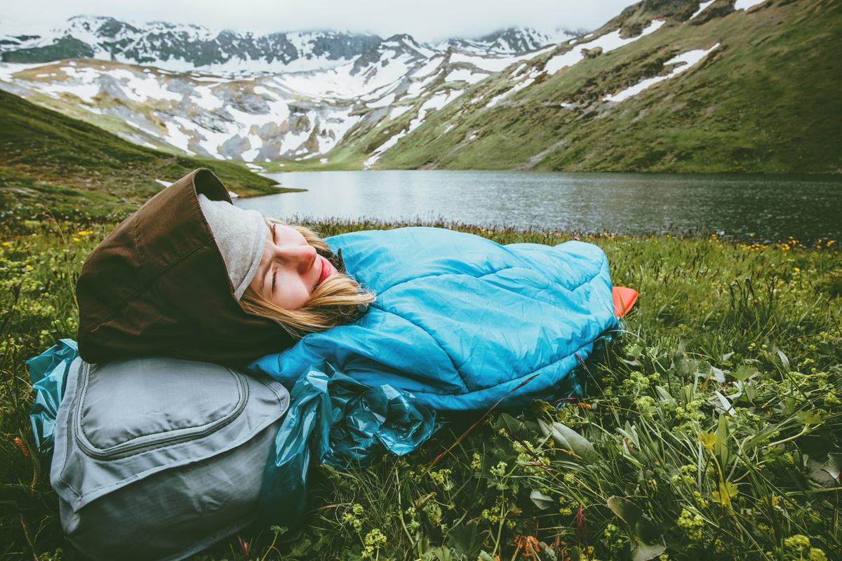 12 Schlafsäcke im Test