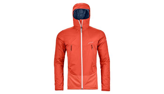 Im Bergsteiger Test: Ortovox Swiss Wool Leone Jacket