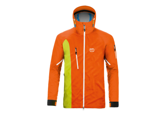 Im Bergsteiger Test: ORTOVOX 3L La Grave Jacket