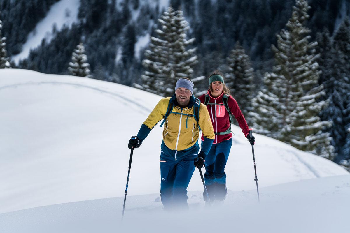 Ausrüstungsberater Skitouren