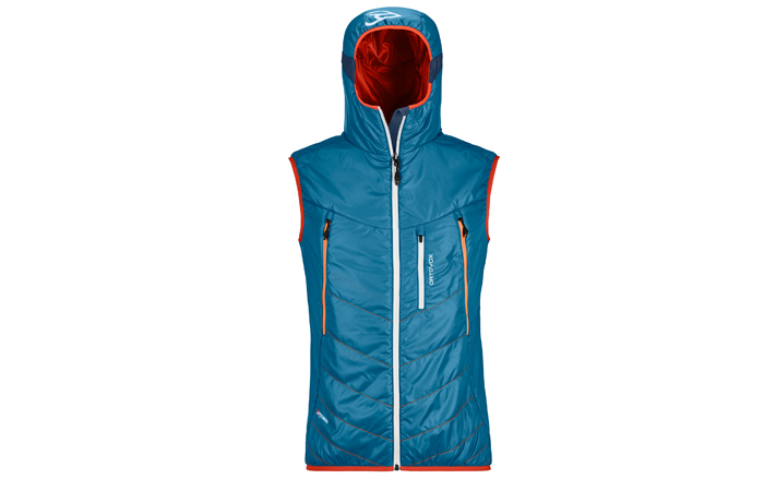 Im Bergsteiger Test: Ortovox Piz Boé Vest