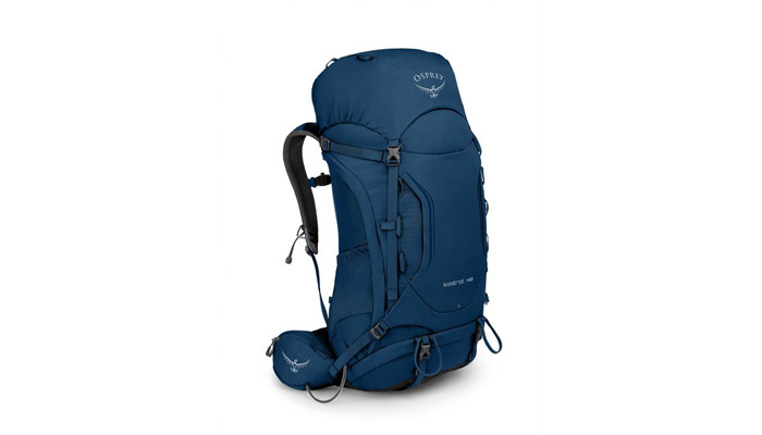 Im Bergsteiger Test: Osprey Kestrel 48