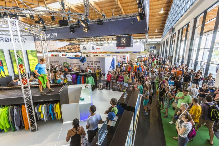 OutDoor 2016: die Leitmesse der Outdoor-Brache