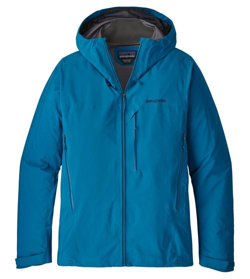 Im Bergsteiger Test: Patagonia Pluma Jacket
