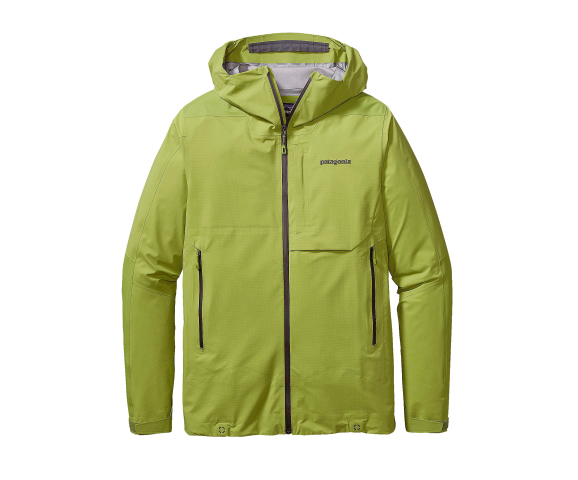 Im Bergsteiger Test: PATAGONIA Refugitive Jacket