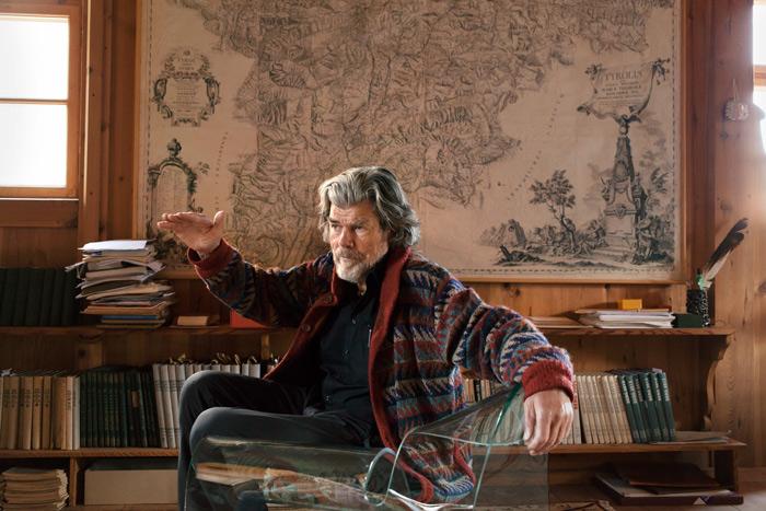 Reinhold Messner auf Tournee mit zwei neuen Live-Vorträgen
