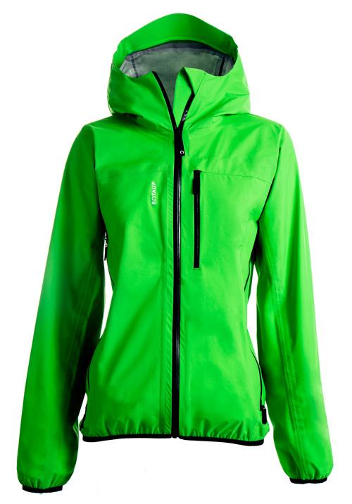 Im Bergsteiger Test: Rotauf Ultralight Jacket II