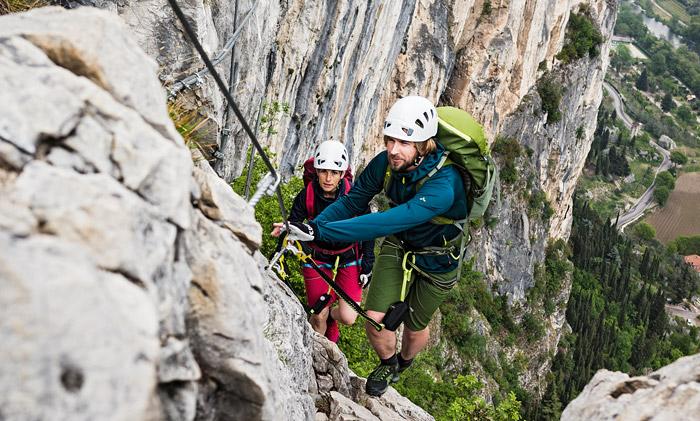 Die perfekte Klettersteigausrüstung für den Sommer 2019