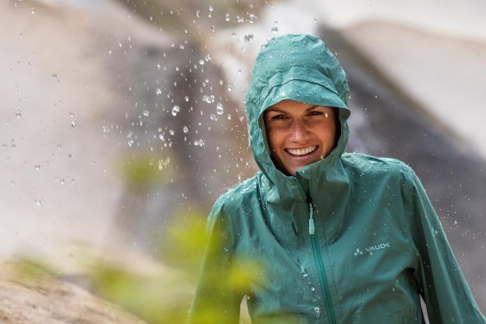 Hardshell-Jacken schützen bei ungemütlichen Bedingungen.