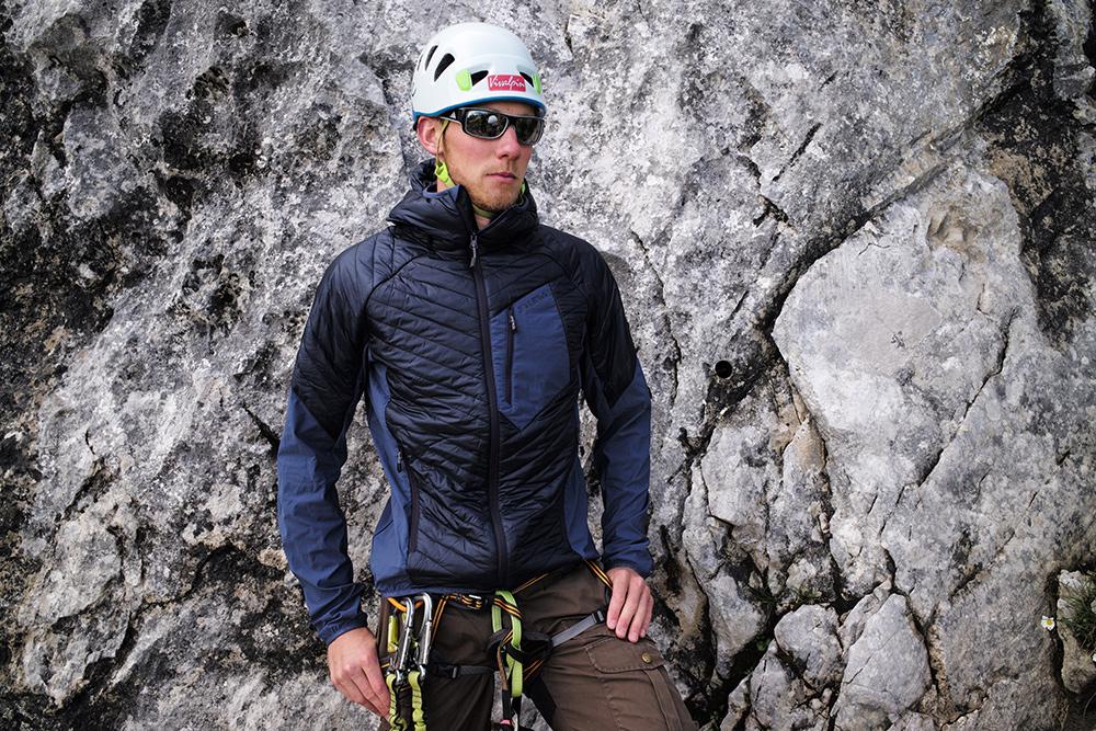 Mammut Klettergurt Everest Light : Im test: salewa ortles hybrid jacke bergsteiger magazin