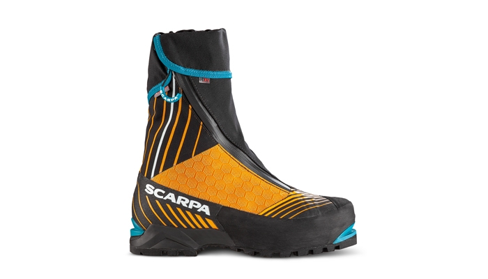 Im Bergsteiger Test: Scarpa Phantom Tech