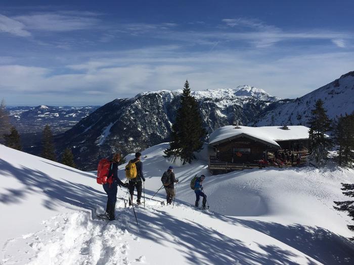 Bestens gerüstet für die nächsten Schneeschuhtouren
