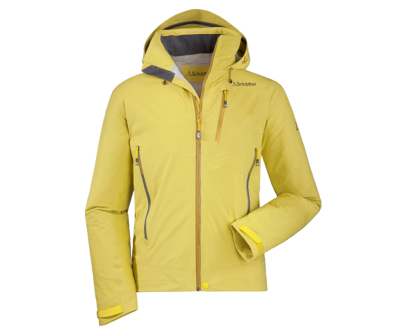 Im Bergsteiger Test: SCHÖFFEL Lacobin Jacket