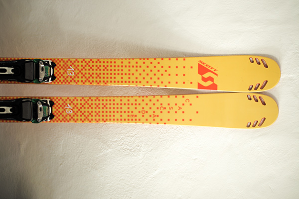Klettergurt Skitour Test : Im test scott cascade tourenski bergsteiger magazin
