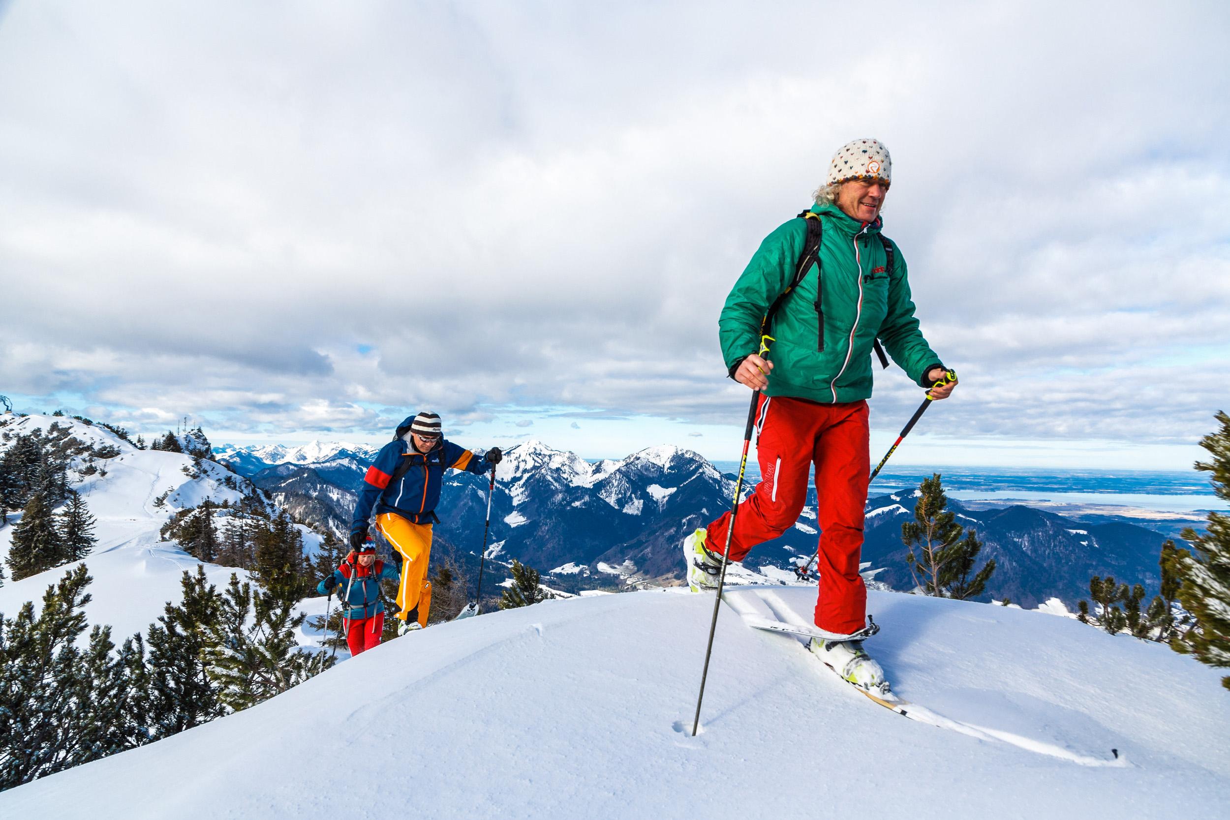 Skitour auf den Rauschberg