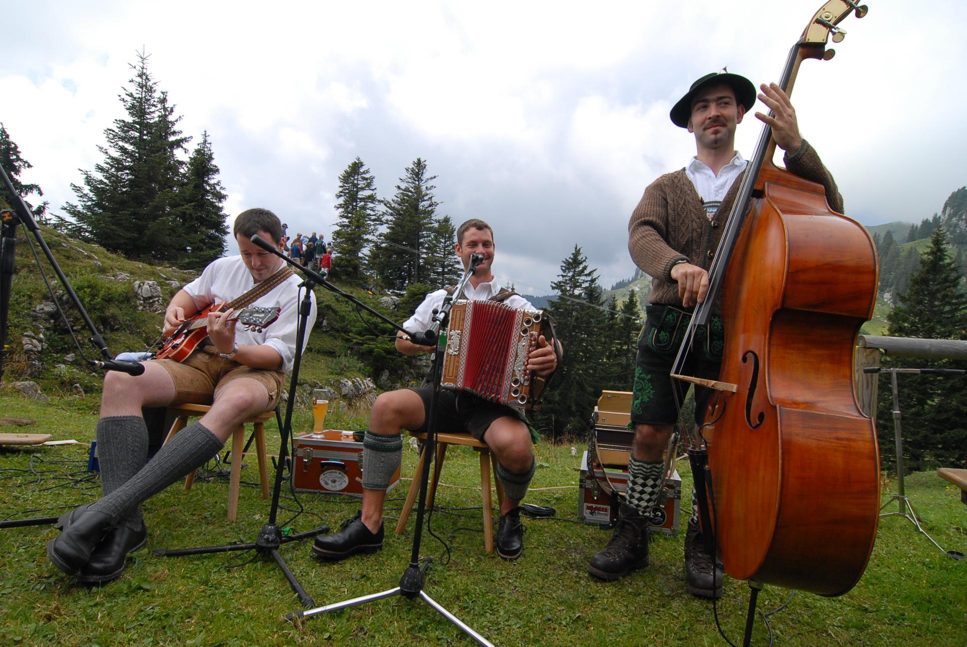 Fest am Berg Lenggries