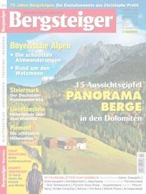 """75 Jahre """"Bergsteiger"""" - 75 Jahre Leidenschaft"""