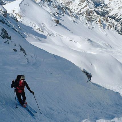 vorsichtsma nahmen bei skitouren bergsteiger magazin. Black Bedroom Furniture Sets. Home Design Ideas
