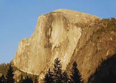 Klettersteig Yosemite : Trekkinggipfel: der half dome bergsteiger magazin
