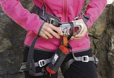 Klettergurt Einbinden : Sicher zum gipfel klettersteigtouren bergsteiger magazin