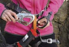 Klettersteigset Richtig Anlegen : Klettersteigset richtig verwenden u wikipedia