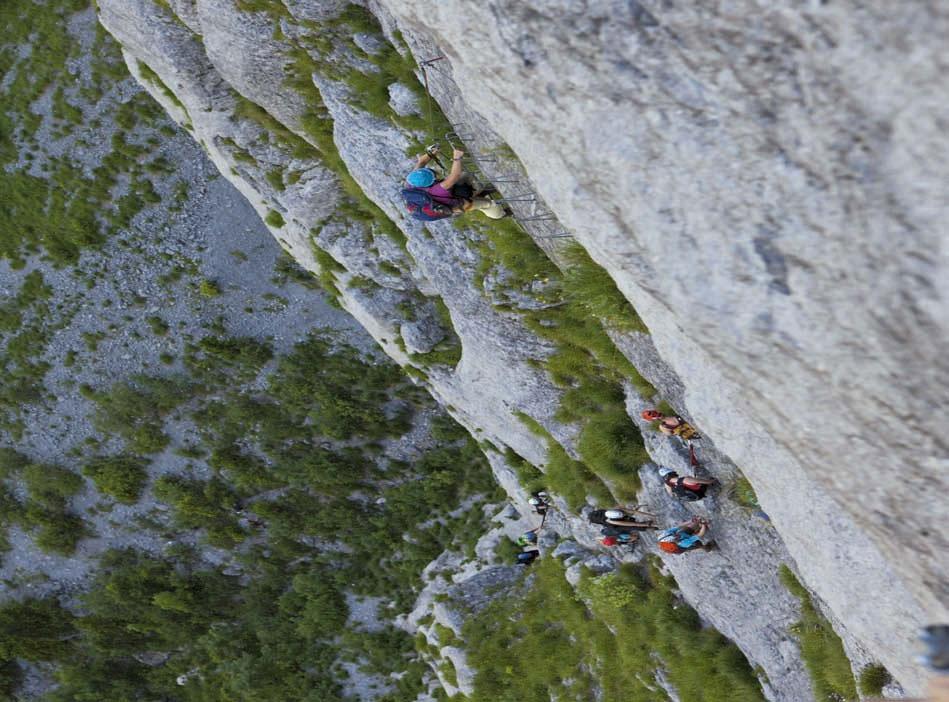 Klettersteig Fürenalp : Klettersteig paradies engelberg bergsteiger magazin