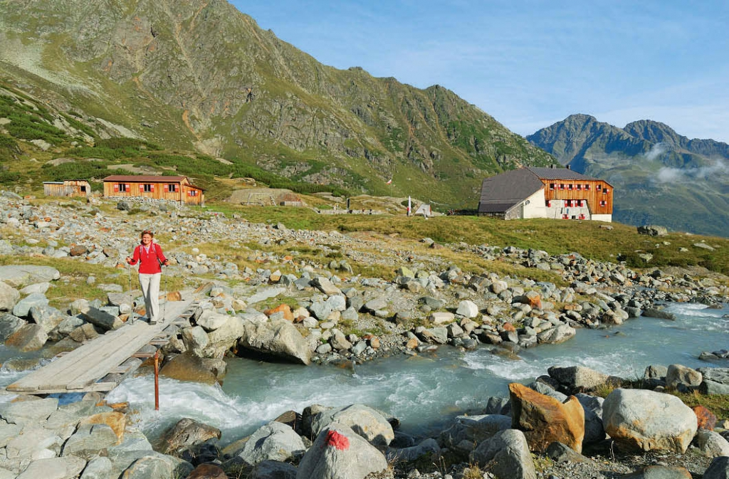 Klettersteigset Stubai : Summer sport stubai