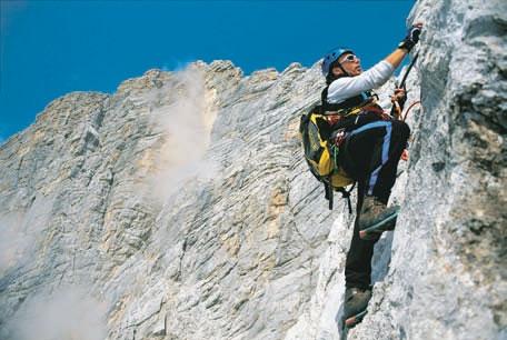 Klettersteig Johann Dachstein : Wikiloc photo of johann klettersteig am dachstein