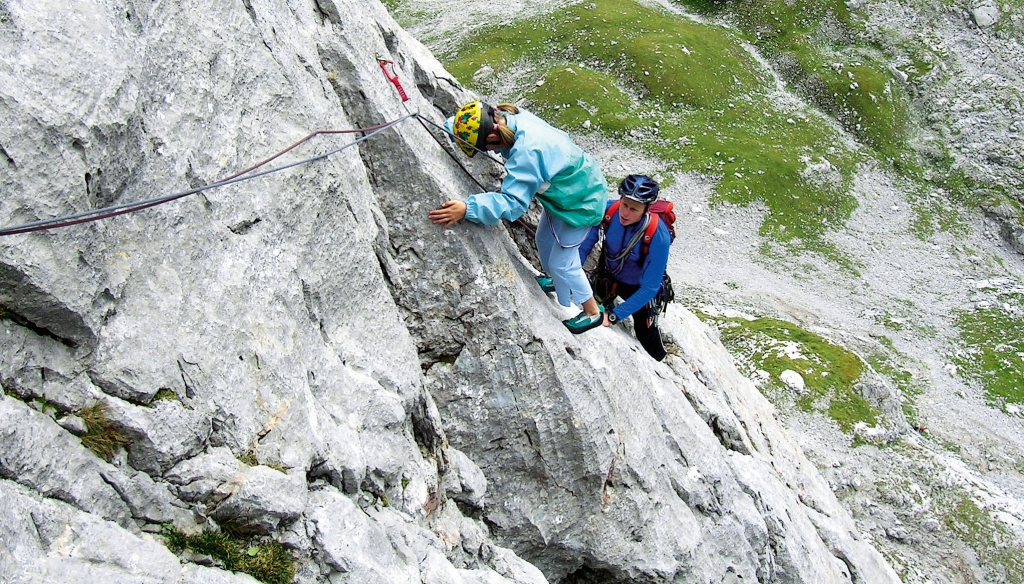 Kletterausrüstung Mehrseillängen : Mehrseillängen u verticalextreme