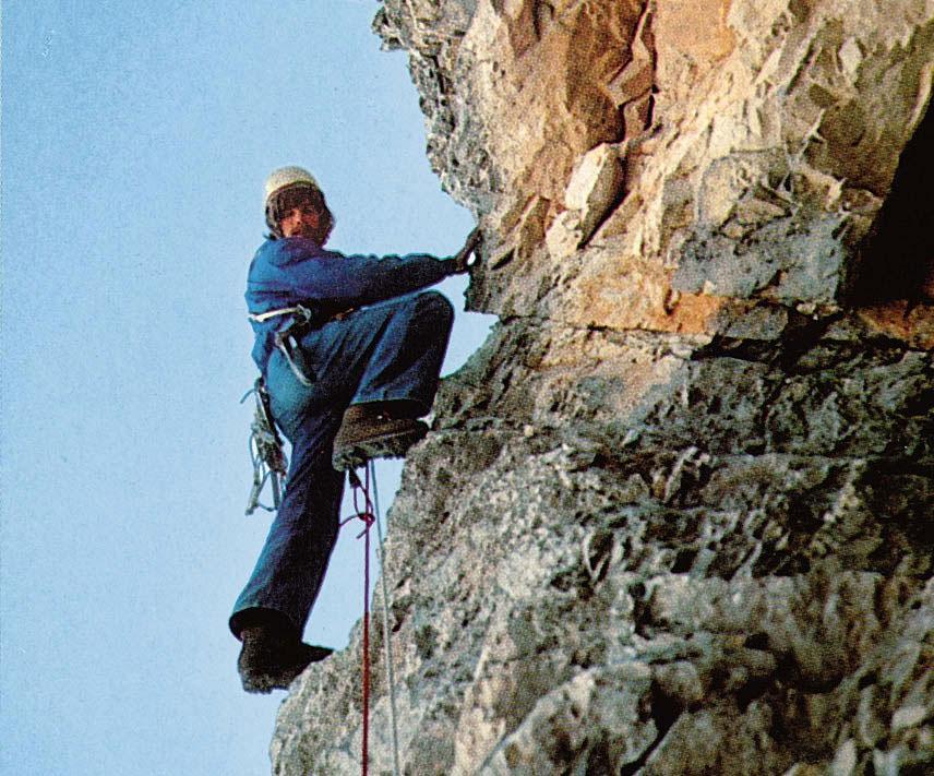 Messner Bergsteiger