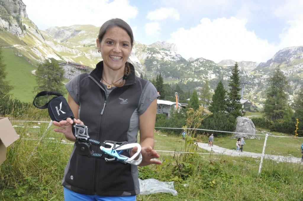 Klettersteig Set Sale : Bergsteiger klettersteig testival magazin