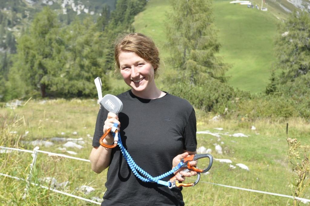 Petzl Klettersteigset : Klettersteigset testsieger a sicherheit am fels