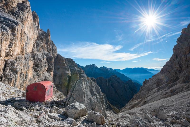 Klettersteig Dolomiten : Klettersteigrunde in den sextener dolomiten bergsteiger magazin