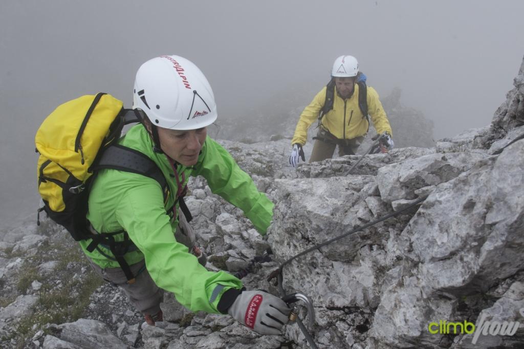 Klettersteig Zirbenwald : Kostenlose climbhow klettersteig workshops bergsteiger magazin