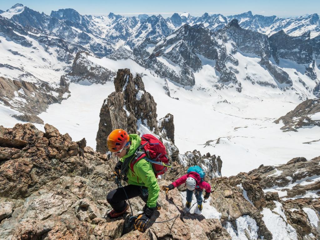 Klettersteig Für Anfänger : Klettersteig camp für anfänger bergsteiger magazin