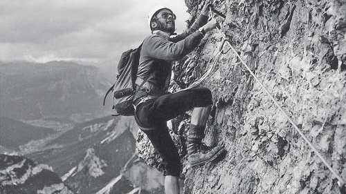 Klettersteig Schweiz : Klettersteig schweiz bergsteiger magazin