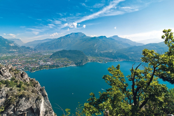 Klettersteig Gardasee : Klettersteig gardasee bergsteiger magazin