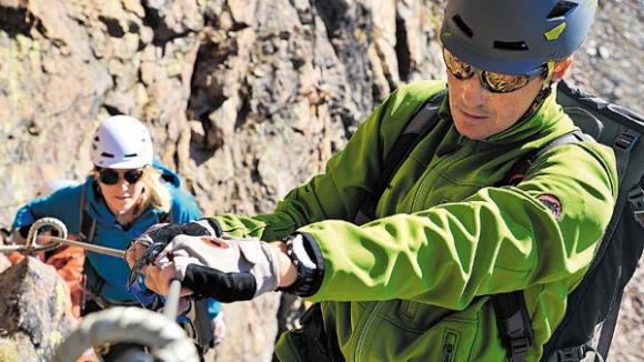 Klettersteig Set Wien : Bergfex kristall klettersteig e tour salzburger