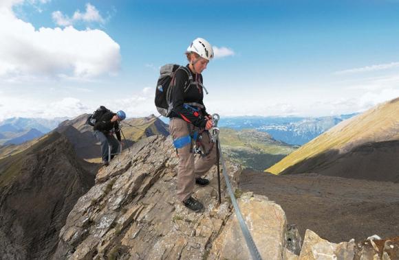 Klettersteig Ostschweiz : Aletsch see klettersteig schweiz tourismus
