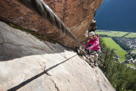 Klettersteig Ausrüstung : Klettersteig ausrüstung bergsteiger magazin