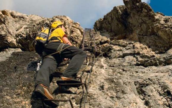 Mammut Klettergurt Ophir 3 Slide Test : Klettersteig ausrüstung bergsteiger magazin